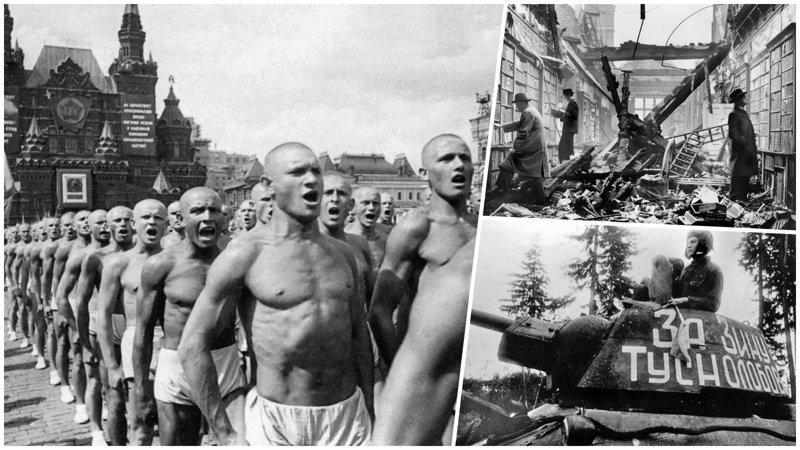 Редкие исторические фотографии, некоторые из которых вы увидите впервые исторические фотографии, история, редкие фотографии