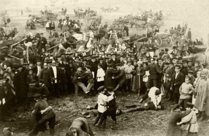 Кулачный бой. 1900 год исторические фотографии, история, редкие фотографии
