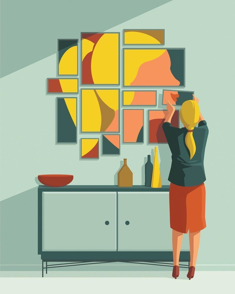 10. Улыбка Стефан Шмитц, иллюстрация, мир, общество, рисунок, художник