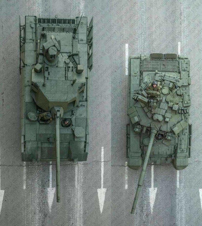 И что же дальше? #Армата, #Т-14, #Т-90М, #танк четвертого поколения, #танки России, #танковые войска