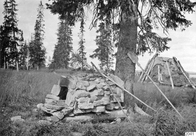 Крестьяне Архангельской губернии в 1910 году Крестьяне, губерния, интересно, нелегко