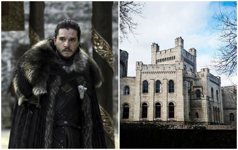 """На продажу выставили замок из """"Игры престолов"""" - и он дешевле дома в Лос-Анджелесе ynews, жилье, замок, игра престолов, недвижимость, новости, продажа дома, события"""