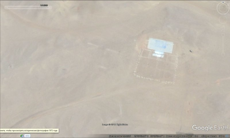 07 июля 2016 GoogleEarth, гиза, египет, закопали, объект, сокрытие, тайна