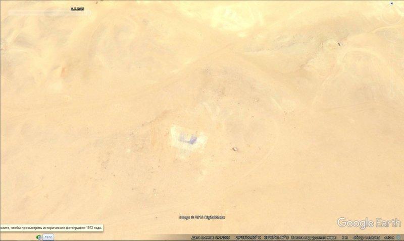 2 июня 2009 GoogleEarth, гиза, египет, закопали, объект, сокрытие, тайна