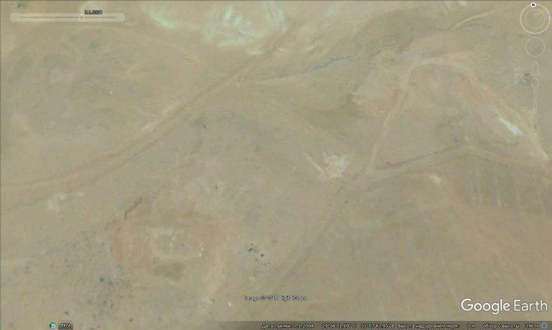 Посмотрим как двигалось строительство. GoogleEarth, гиза, египет, закопали, объект, сокрытие, тайна