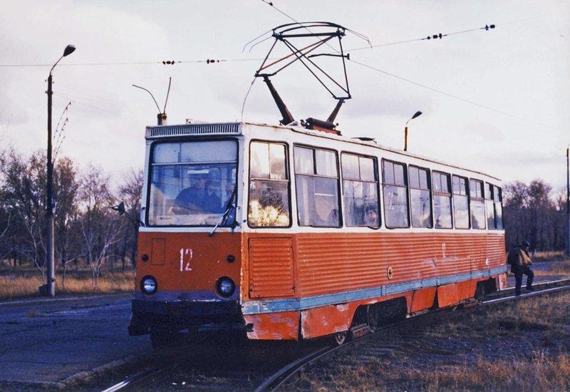 Трамваи постсоветского пространства: Казахстан ГЭТ, СССР, городской транспорт, казахстан, трамвай, транспорт, урбанистика, электротранспорт