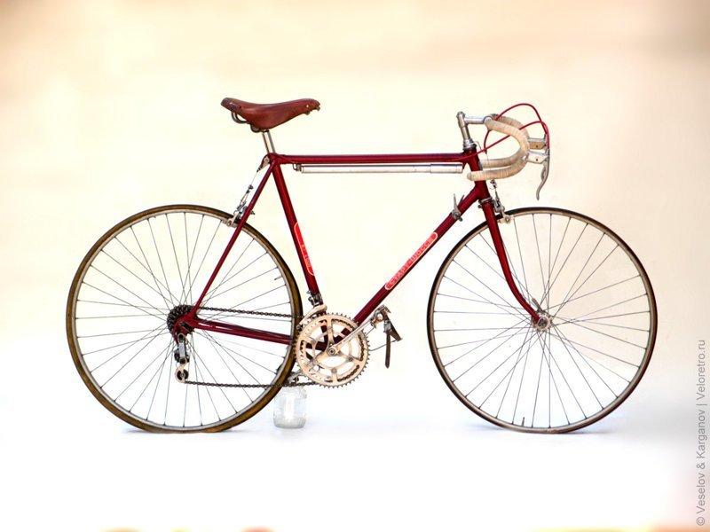 Специальная модель, выпущенная в честь Олимпиады-80 СССР, велосипеды, история, спорт