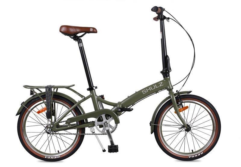 Питерский Shulz, специализирующийся на складных велосипедах. СССР, велосипеды, история, спорт