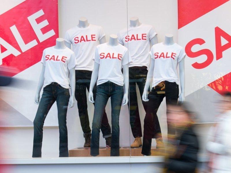 8. Знак распродажи  полезно знать, советы, супермаркеты, уловки, фото, хитрости