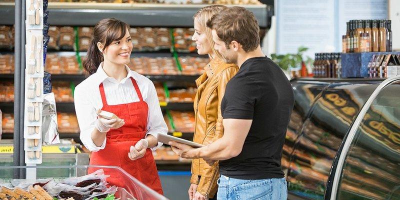 3. Вежливые продавцы полезно знать, советы, супермаркеты, уловки, фото, хитрости
