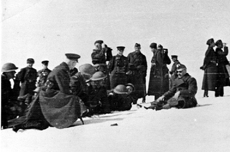 Армия Андерса: союзники, ставшие дезертирами. варшавское восстание, вов, история