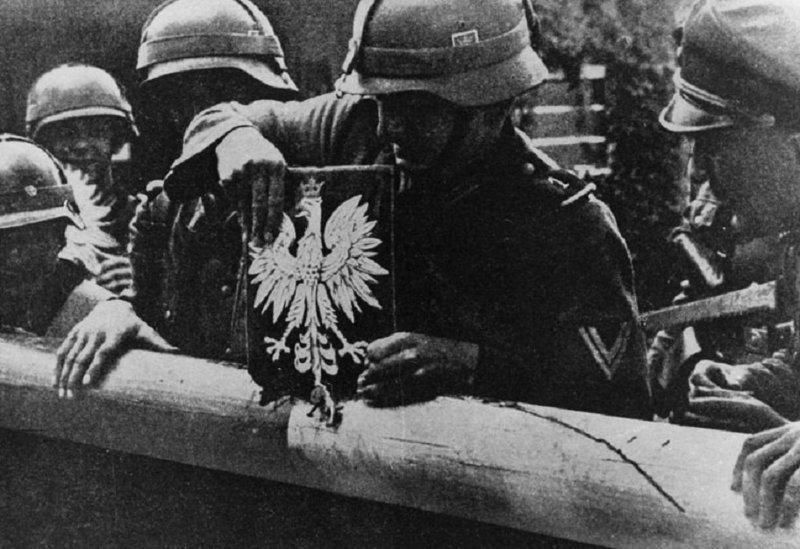 Падение Польши. варшавское восстание, вов, история