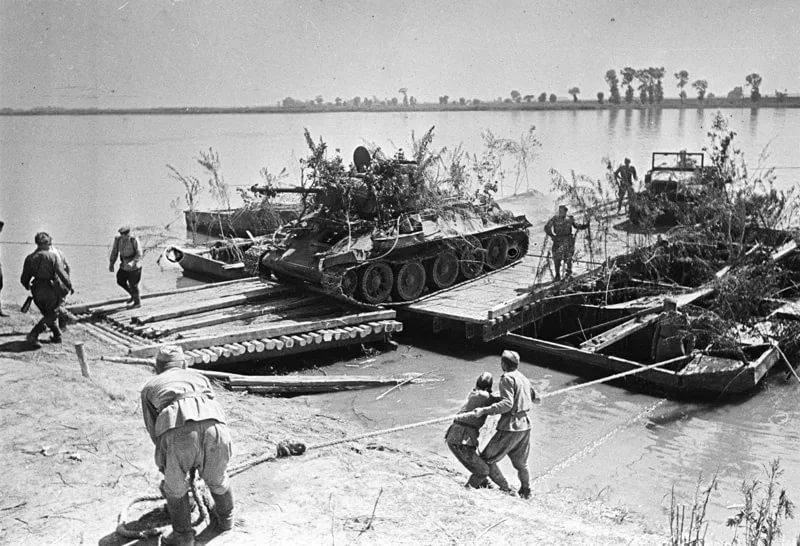Советское наступление лета 1944-го. варшавское восстание, вов, история