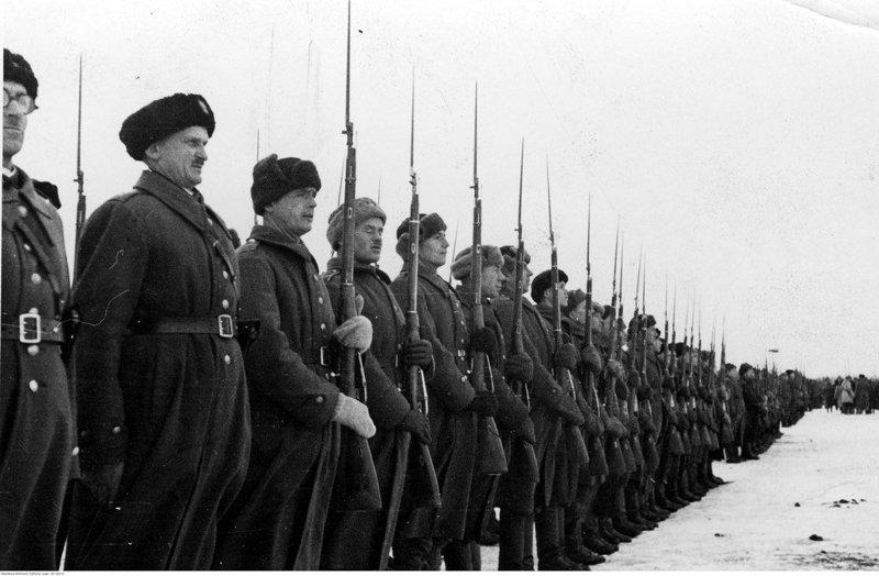 «Наши поляки» варшавское восстание, вов, история