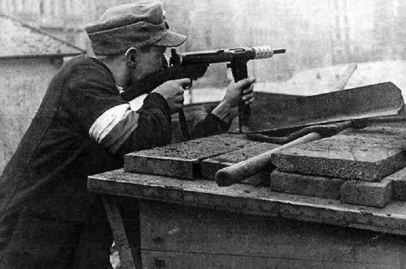 Операция «Буря». варшавское восстание, вов, история