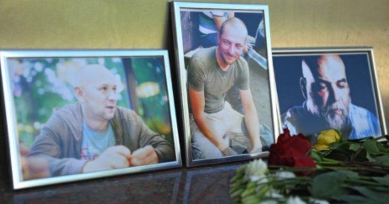 Кем были убитые в Африке россияне Джемаль, Расторгуев и Радченко car, журналисты, мид, съемки, убийство