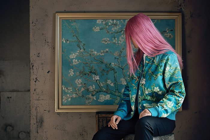 Модный бренд выпустил коллекцию обуви от Ван Гога Vans, ynews, классическая живопись, мода, модная коллекция, музей Ван Гога, необычно, новости