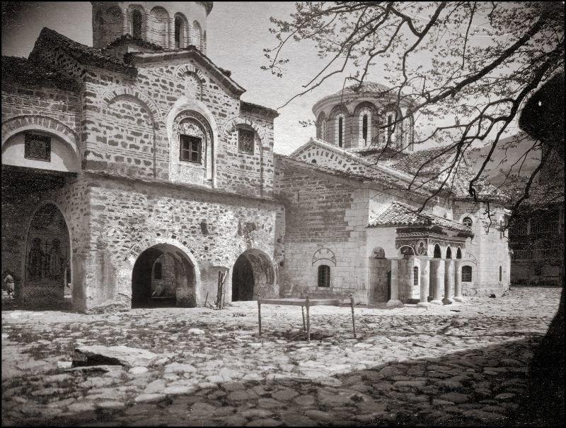 Бачковский монастырь, Болгария ХХ век, балканы, болгария, история, начало века, фотография