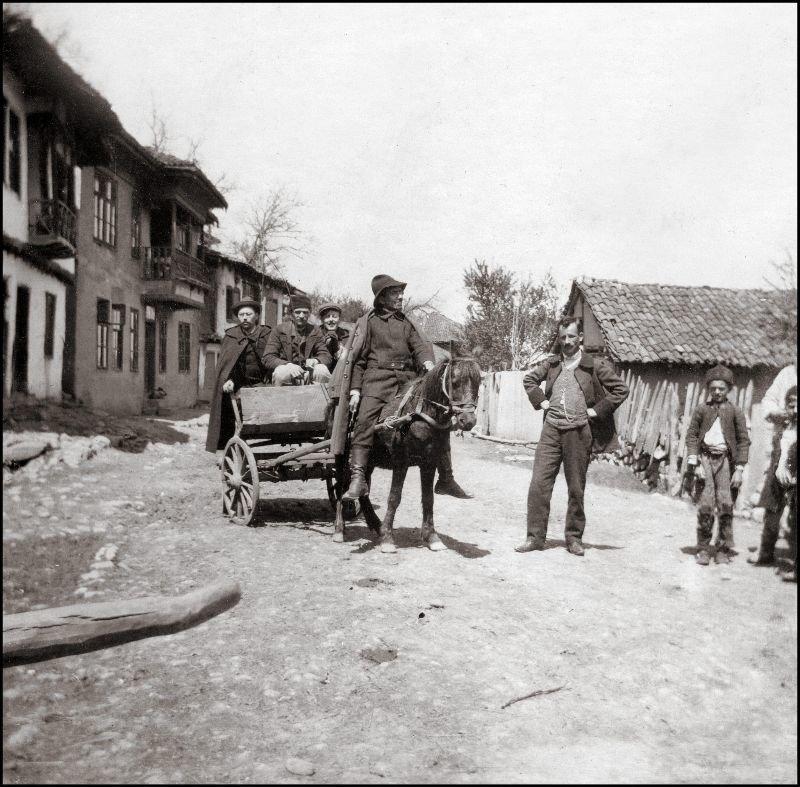 Транспорт ХХ век, балканы, болгария, история, начало века, фотография