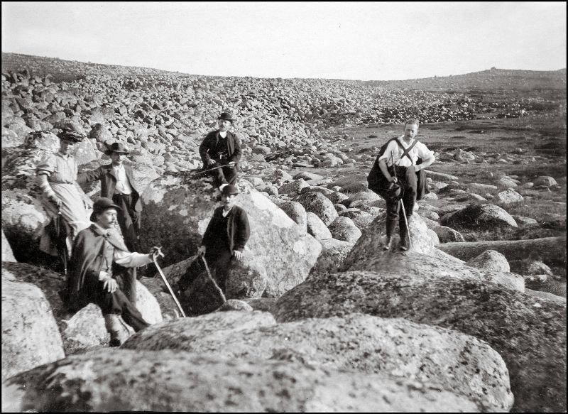 На камнях ХХ век, балканы, болгария, история, начало века, фотография