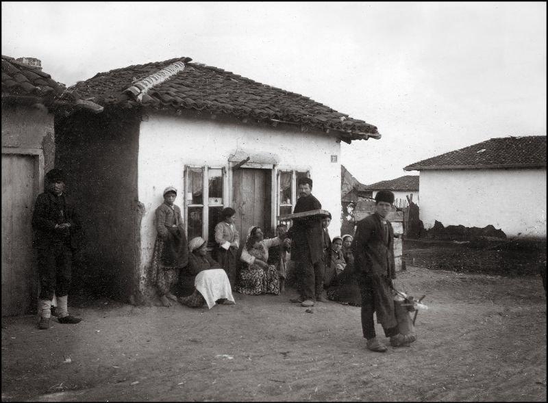 На улице ХХ век, балканы, болгария, история, начало века, фотография