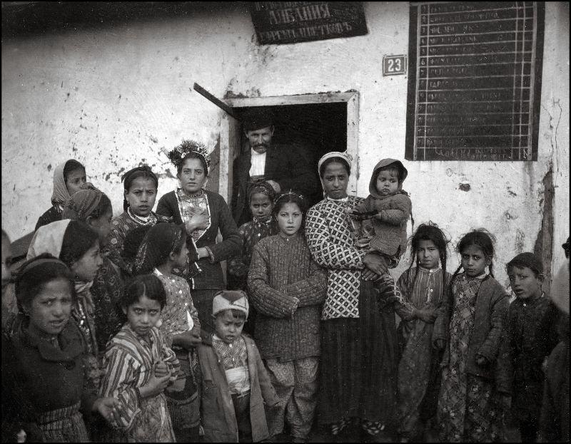 Местные жители ХХ век, балканы, болгария, история, начало века, фотография
