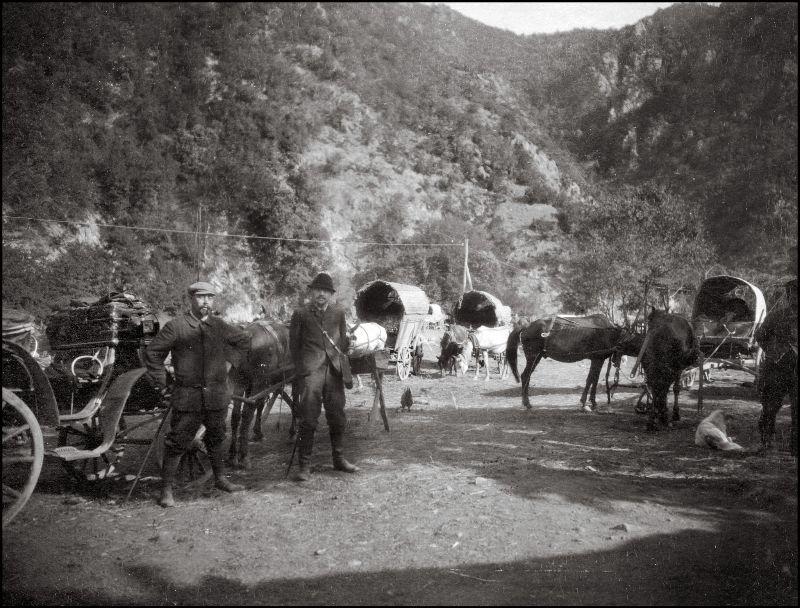 Путешествие по балканам ХХ век, балканы, болгария, история, начало века, фотография