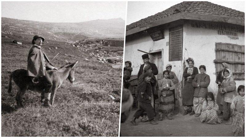 26 уникальных фотографий повседневной жизни Балкан в начале ХХ века ХХ век, балканы, болгария, история, начало века, фотография