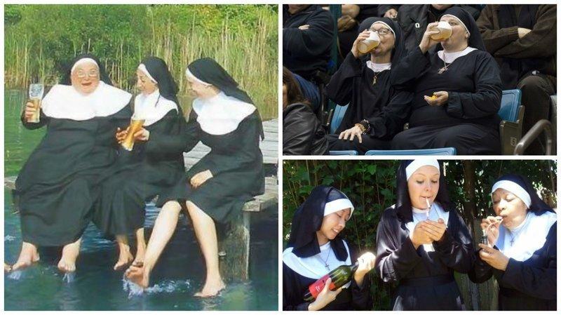 Секс монашек в монастыре ис тории