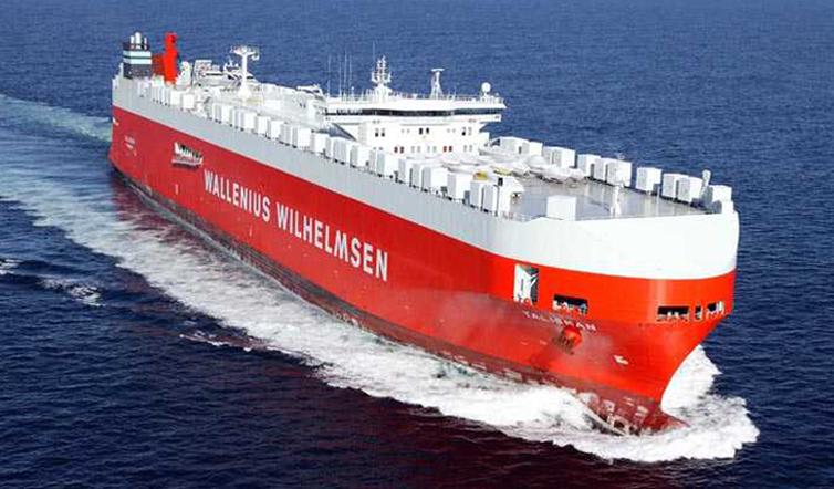 """Ролкеры или Автомобилевозы (от англ. Ro/Ro roll-on/roll-of """"вкатывай/выкатывай"""") коммерческий флот, море, суда, торговый флот"""