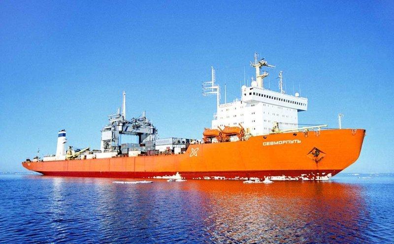 Лихтеровозы коммерческий флот, море, суда, торговый флот