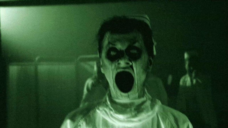 Искатели могил / Grave Encounters (2010) выходные, залипалово, кино, мистика, триллеры, ужасы