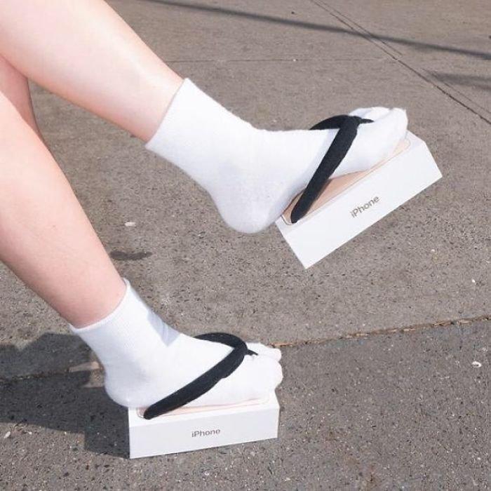 30 бесконечно диких пар обуви, глядя на которые у вас на лице будет лишь недоумение дизайн, креатив, обувь, прикол, фантазия, юмор
