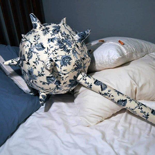 Выглядить оригинально интересное, отдых, подборка, подушки, сон, фото, юмор