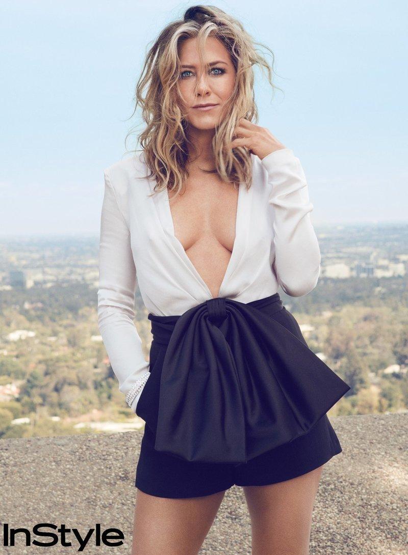 Дженнифер Энистон в откровенном интервью рассказала, почему не стала мамой актриса, дженнифер энистон, знаменитости, интервью, люди