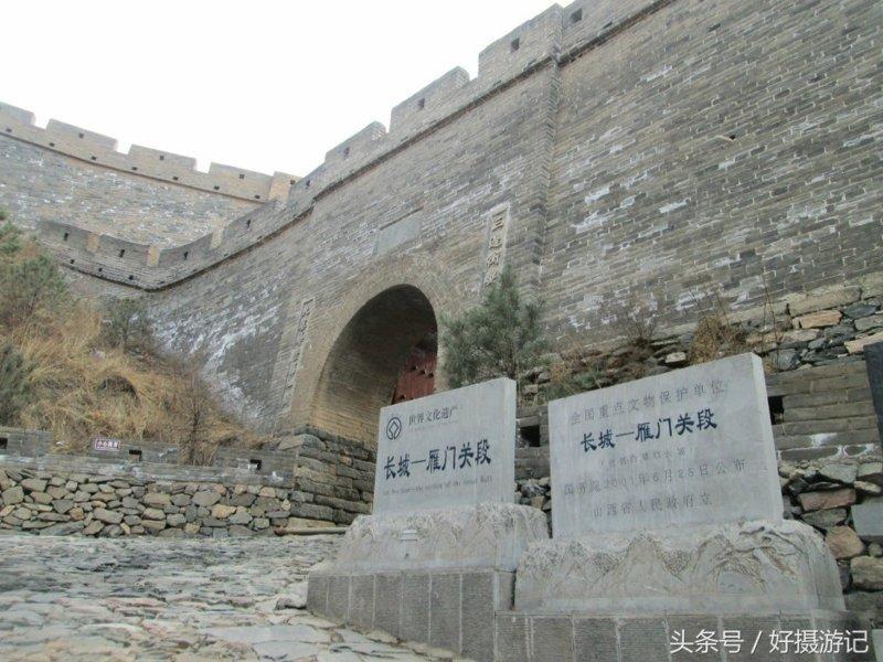 Обрушилась недавно отремонтированная часть Великой Китайской стены ynews, Великая китайская стена, в мире, достопримечательности, инциденты, китай, новости