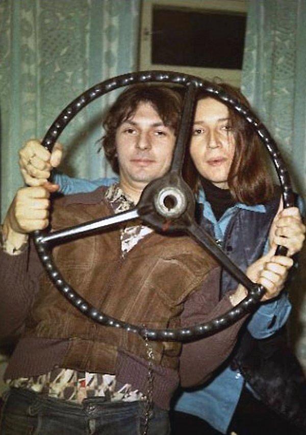 Майк Науменко и Оля Першина. 1982  Майк Науменко, история, музыка
