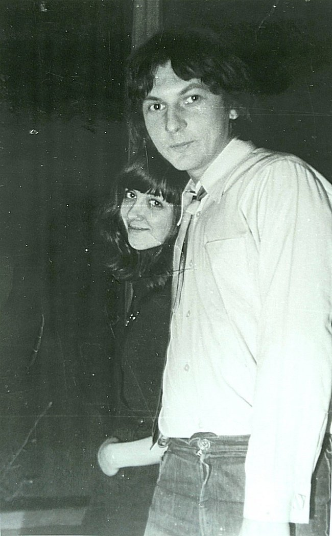 Фото из личного архива Натальи Науменко  Майк Науменко, история, музыка