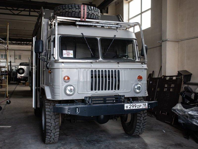 Внедорожный автодом на базе ГАЗ-66 авто, внедорожник, газ, газ-66, грузовик, дом на колесах, кемпер, обзор