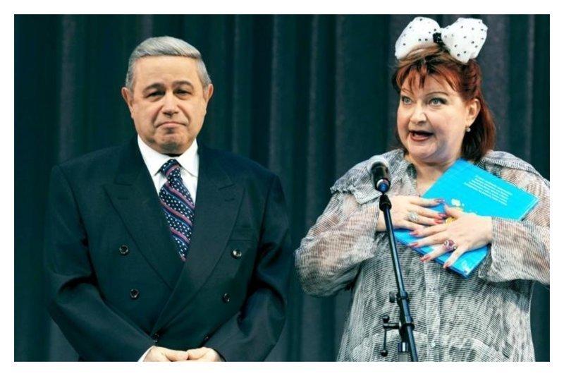 Петросян и Степаненко всё: разводятся и делят имущество twitter, ynews, Степаненко, звезды и знаменитости, петросян, развод, реакция соцсетей, семья