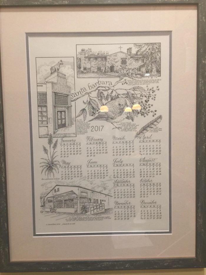 """2. """"Моя бабушка каждый год пишет календарь от руки"""" искусство, каллиграфия, красота, образец, письмо, почерк, пример"""