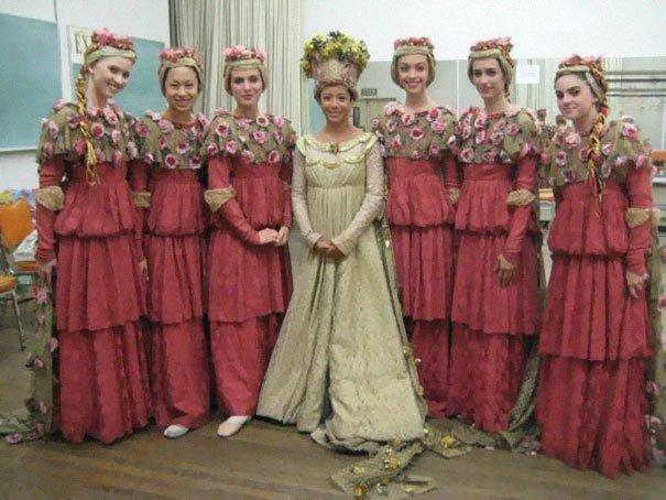 18. Подружка невесты, винтажные фото, мода, наряды, свадебные платья, свадебные снимки, смешное, юмор
