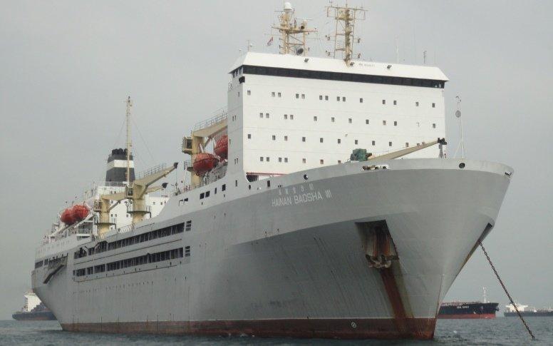 крупнейшая рыбоперерабатывающая плавбаза «Всеволод Сибирцев» газовый флот, коммерческий флот, оффшорный флот, пассажирский флот, рыболовный флот, современный флот, танкерный флот, транспортный флот