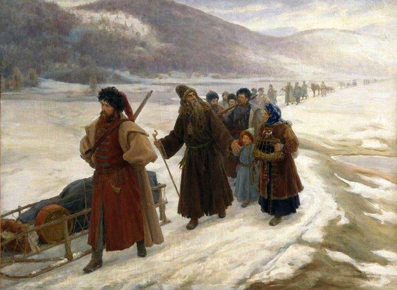 Протопоп Аввакум Протопоп Аввакум, история, старообрядцы, факты, церковь