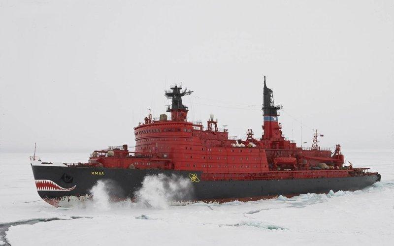 Атомный ледокол: газовый флот, коммерческий флот, оффшорный флот, пассажирский флот, рыболовный флот, современный флот, танкерный флот, транспортный флот