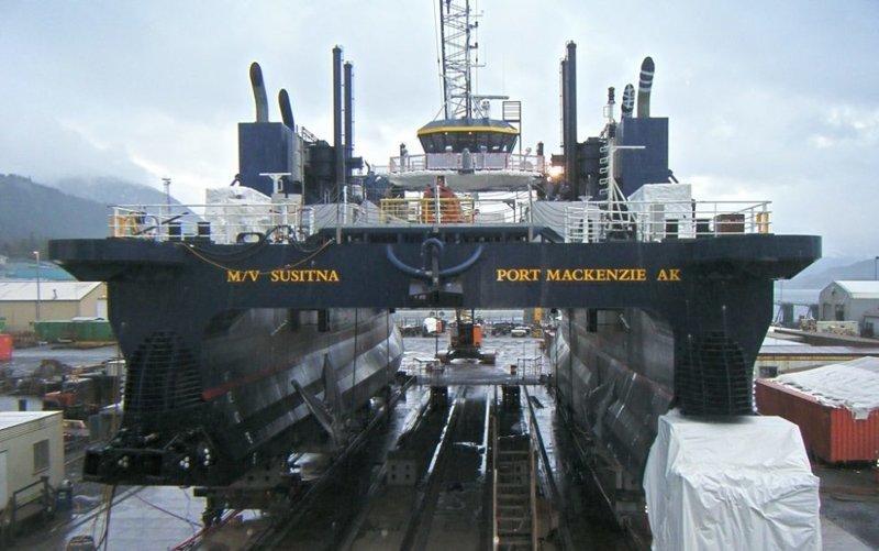Уникальный паром ледового класса с малой площадью ватерлинии газовый флот, коммерческий флот, оффшорный флот, пассажирский флот, рыболовный флот, современный флот, танкерный флот, транспортный флот