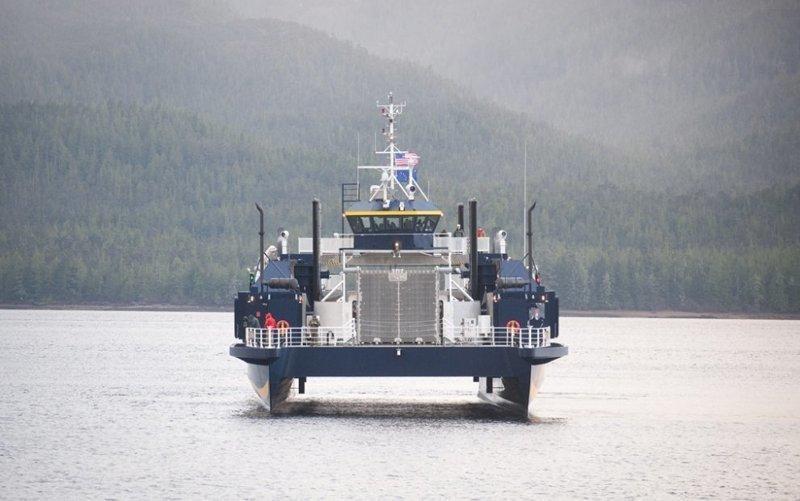 Уникальный паром с технологией SWATH: газовый флот, коммерческий флот, оффшорный флот, пассажирский флот, рыболовный флот, современный флот, танкерный флот, транспортный флот
