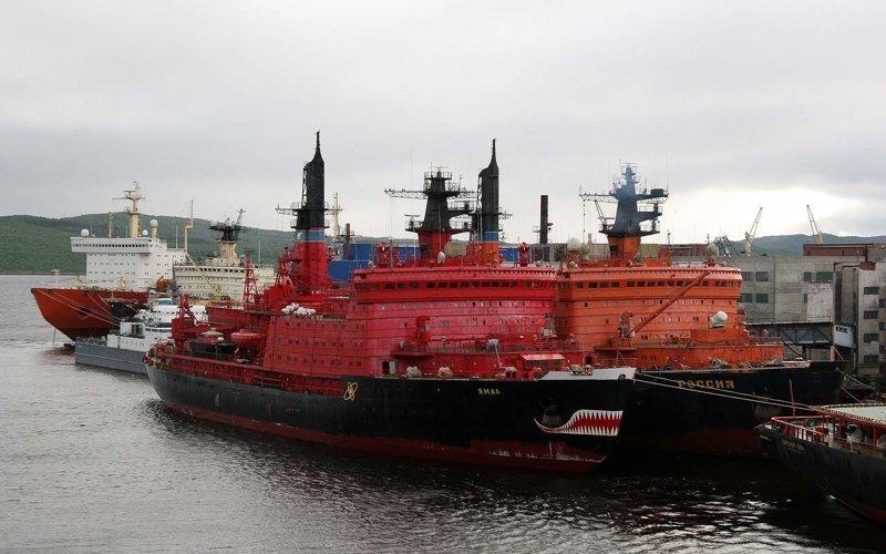 Ледокол «Ямал» газовый флот, коммерческий флот, оффшорный флот, пассажирский флот, рыболовный флот, современный флот, танкерный флот, транспортный флот