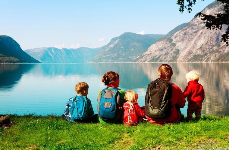 Они меряют благополучие количеством детей в мире, жизнь, закон, люди, норвегия, порядок, правила