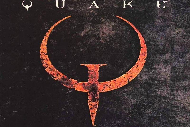 Quake 1996, 90 годы, playstation, джойстик, игра, компьютер, приставка